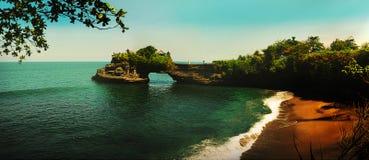 Sort de Tanah, Bali Image stock