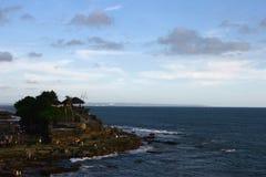 Sort de Tanah, Bali Photographie stock libre de droits