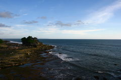 Sort de Tanah, Bali Photos stock