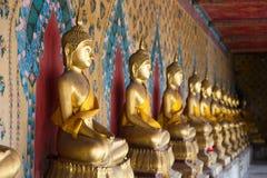 Sort long Buddha Stock Photography
