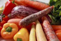 Sort of Vegetables Royalty Free Stock Images