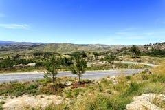 Sortelha – Belvedere Panoramic View Royalty Free Stock Images