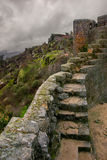 Sortelha Castle Royalty Free Stock Photo