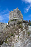 Sortelha Castle Royalty Free Stock Photo