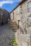 Sortelha. Historical village of Sortelha, Portugal Royalty Free Stock Images