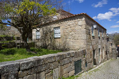 Sortelha. Historical village of Sortelha, Portugal Royalty Free Stock Photo