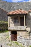 Sortelha. Historical village of Sortelha, Portugal Stock Image