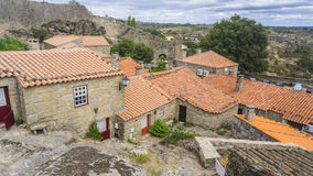 Sortelha. Images from historical portuguese village of Sortelha in Sabugal Stock Photography