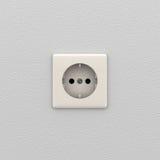 Sortie électrique illustration libre de droits