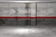 Sortie de garage Photos libres de droits