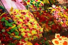 Sortierte Bonbons Lizenzfreie Stockbilder