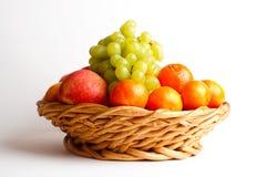 Sortierte Frucht Lizenzfreies Stockbild