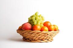 Sortierte Frucht Lizenzfreie Stockfotos