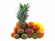 Sortierte Frucht. Lizenzfreies Stockfoto