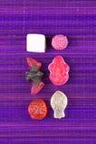 Sortierte Süßigkeit Lizenzfreie Stockbilder
