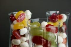 Sortierte Süßigkeit Stockbilder