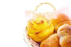 Sortiertes Brot Lizenzfreie Stockfotos