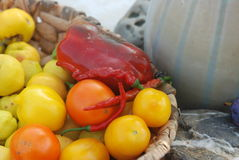 Sortiertes Gemüse Lizenzfreie Stockfotografie