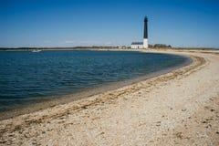 Sorve Lighthouse on the island of Saaremaa. Estonia Stock Photos