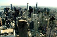 Sorveglianza del Chicago Immagini Stock
