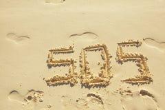 SOS Стоковое Изображение RF
