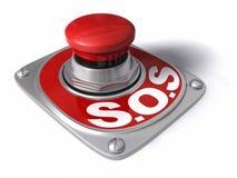 SOS Immagini Stock Libere da Diritti