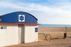 SOS stacja Obraz Stock