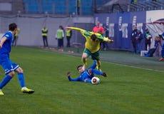A. Sosnin (23) vs I. Nurisov (90) Stock Images