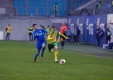 A. Sosnin (23) vs I. Nurisov (90) Stock Photo