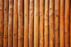 Sosnowy drewno Fotografia Stock
