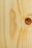 sosnowy drewno Obrazy Royalty Free