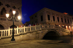 sospiri ponte dei Стоковые Фотографии RF