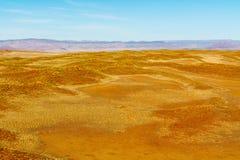 Sossusvlei,纳米比亚沙丘的Airwiev  图库摄影