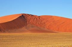 Sossusvlei, национальный парк Namib Naukluft, Намибия Стоковые Фотографии RF