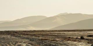 Sossusvlei, национальный парк Namib Naukluft, Намибия Стоковые Изображения
