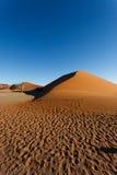 Sossusvlei dunes Stock Photo