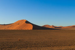 Sossusvlei dunes Stock Photography