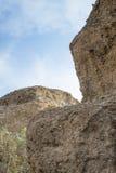 sossusvlei för sesriem för park för kanjonnamibnamibia nationell naukluft Arkivfoto
