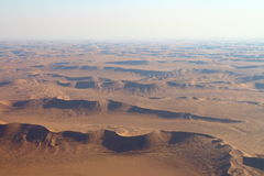 Sossusvlei Namib öken Royaltyfri Fotografi
