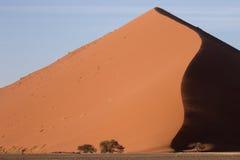 Sossusvlei Namib-Naukluft Royalty Free Stock Photography