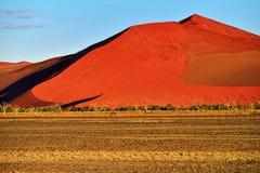 Sossusvlei, Namib Naukluft National Park, Namibia Royalty Free Stock Photos