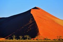 Sossusvlei, Namib Naukluft National Park, Namibia Stock Images