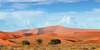 Sossusvlei, Namib Naukluft National Park, Namibia Stock Photos