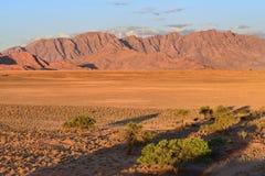 Sossusvlei, Namib Naukluft National Park, Namibia. Beautiful namibian landscape at sunset, Sossusvlei, Namib Naukluft National Park, Namibia stock photos