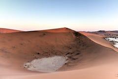 Sossusvlei, Namibia Zdjęcia Royalty Free