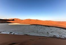 Sossusvlei, Namibia Imagenes de archivo