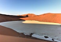 Sossusvlei, Namibia Fotografie Stock