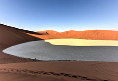 Sossusvlei, Namibia Royalty Free Stock Photos