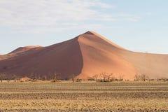 Sossusvlei park, Namibia Royalty Free Stock Images