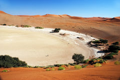 Sossuvlei Royalty Free Stock Photography